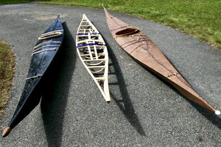 Skin on Frame Kayaks