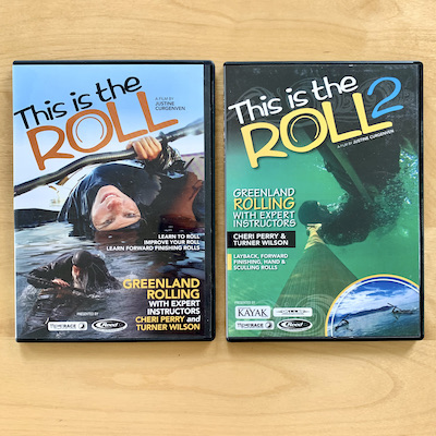 This is the Roll 1 & 2 DVD Set