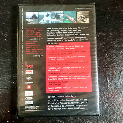 This is the Sea 2 DVD