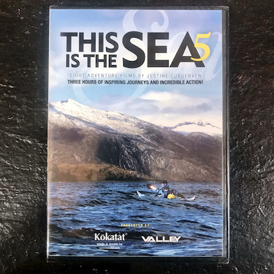 This is the Sea 5 DVD