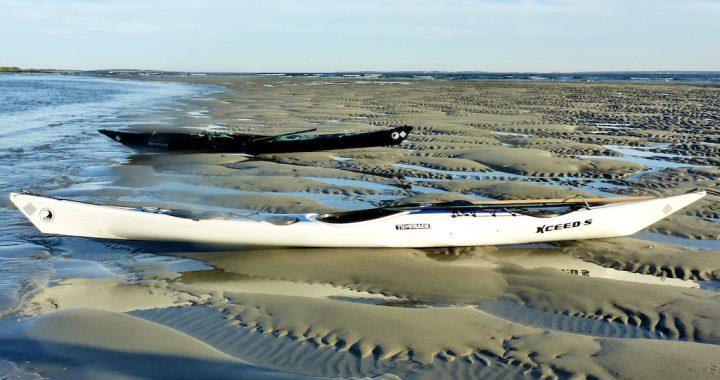 Tiderace Xceed Kayaks Pine Point Bar