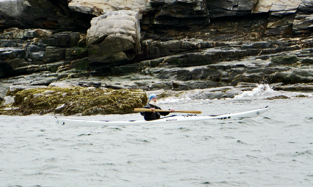 Turner Tiderace Xceed S by the Cushing Cliffs