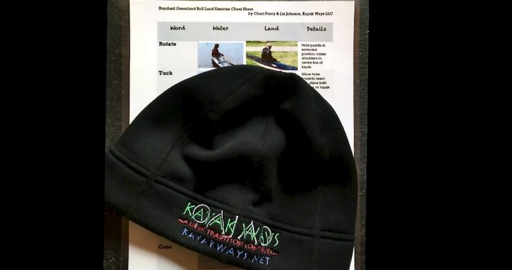 Cheat Sheet and PowerStretch Hat