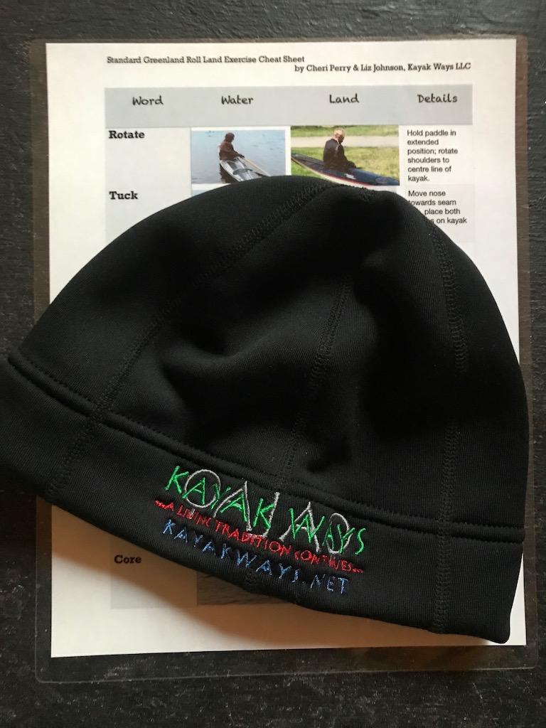 Cheat Sheet & hat