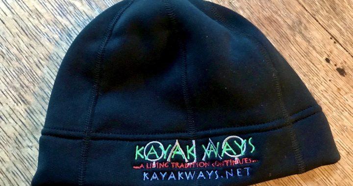 Kayak Ways Embroidered Hat